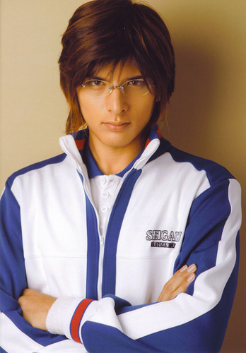 The One Who Played Tezuka Kunimitsu Shirota Yuu Got It From Site Malethedailymodel